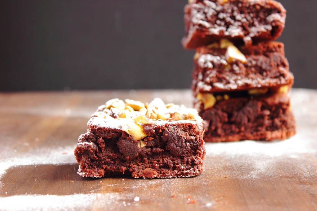 chocolate-chestnut-brownies